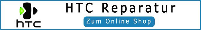 Grafik zum online shop HTC Reparatur